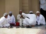 Omanis auf der Straße