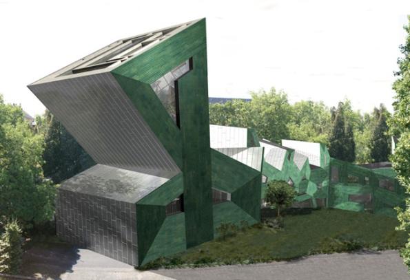 Modellphoto via manuelherz.com (Architekt)