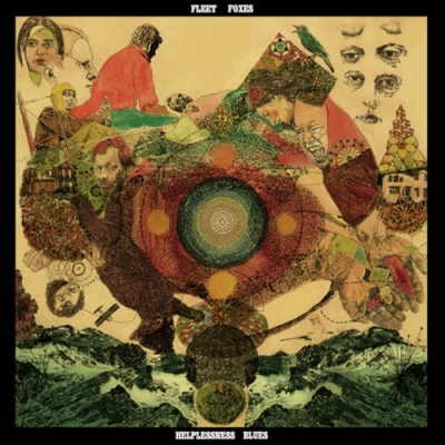 fleet foxes  -helplessness blues