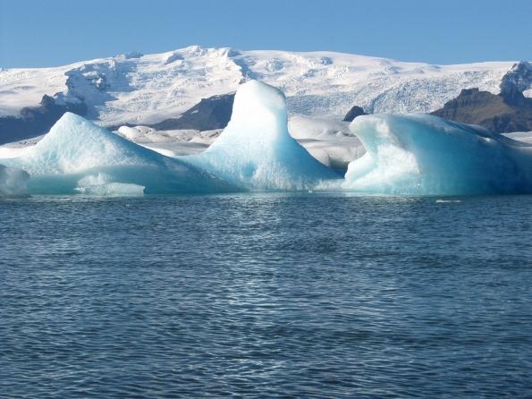 Gletschersee Iceland