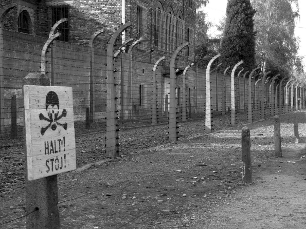 Auschwitz- HALT!