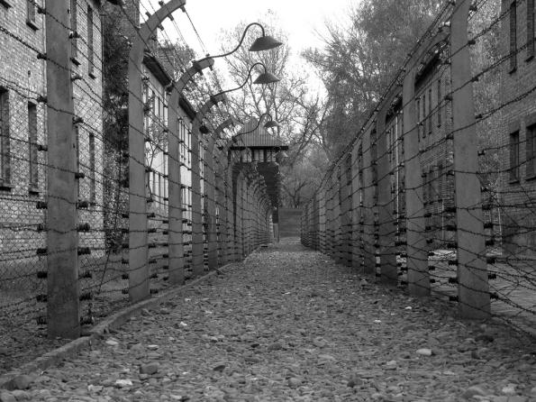 Auschwitz Todesgraben