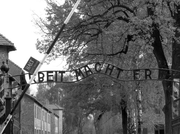 Auschwitz -Arbeit macht frei